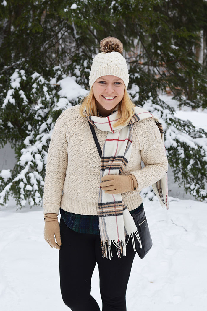 DC Girl in Pearls in Winter Layers | dcgirlinpearls.com