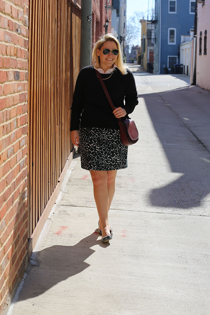 How to Style Dress as Skirt | @dcgirlinpearls
