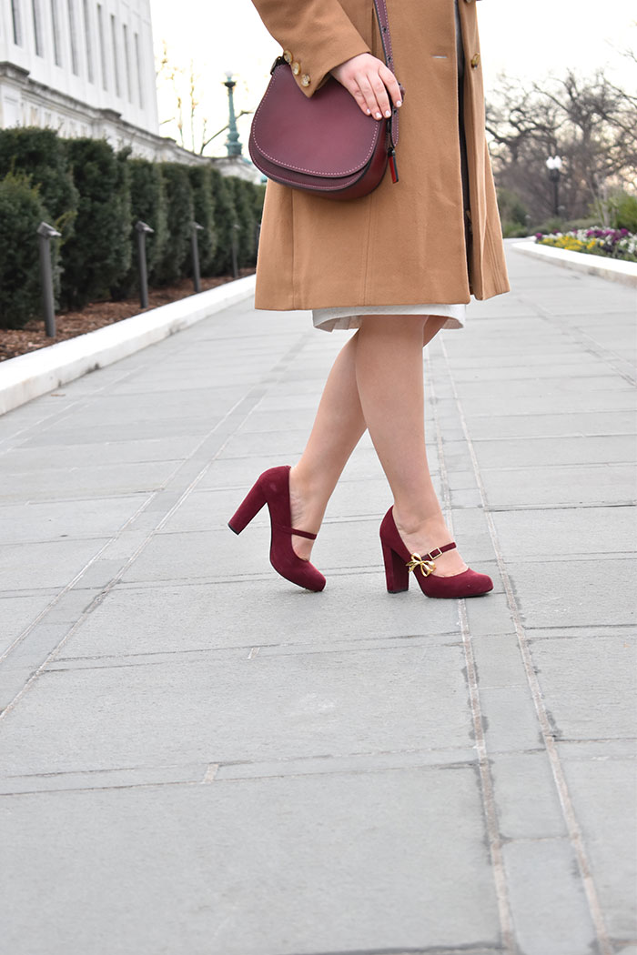How To Style Mary Jane Pumps | dcgirlinpearls.com