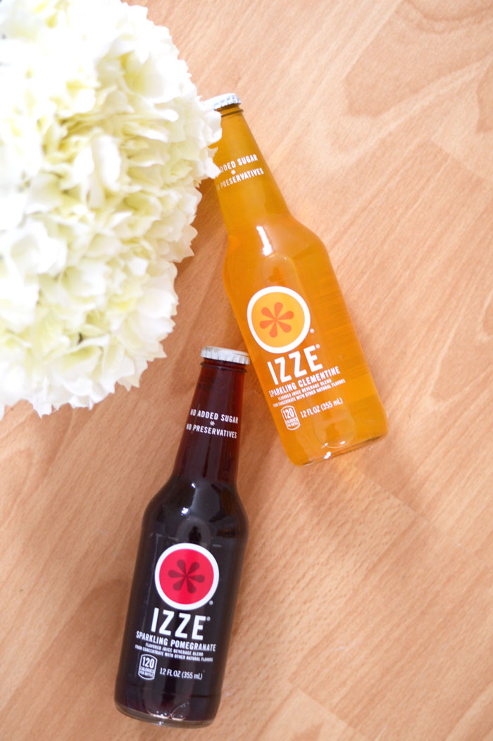 IZZE DIY | @dcgirlinpearls