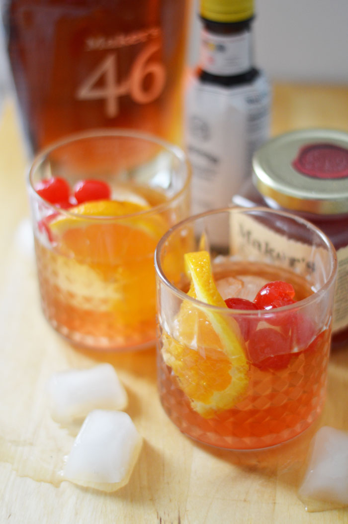 How To Make An Old Fashioned | @dcgirlinpearls