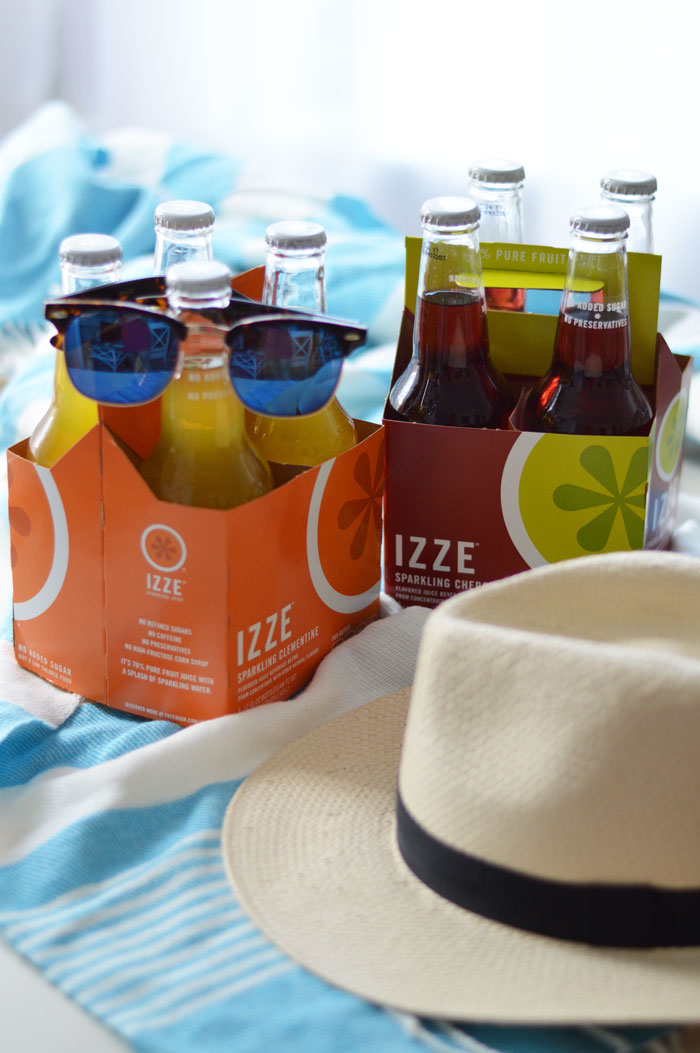 IZZE Summer 2017 | @dcgirlinpearls