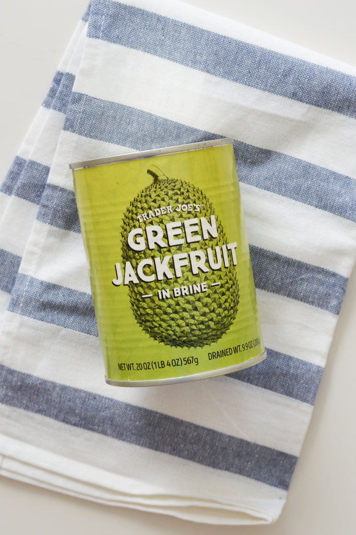 Trader Joe's Jackfruit | @dcgirlinpearls