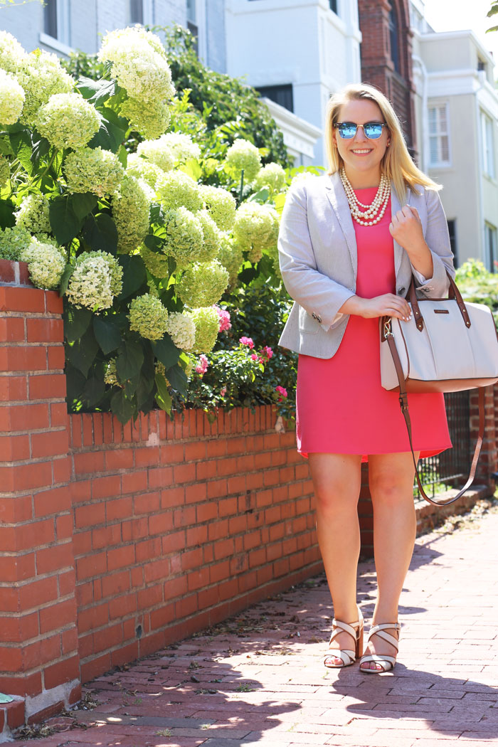 Summer Work Wear | @dcgirlinpearls
