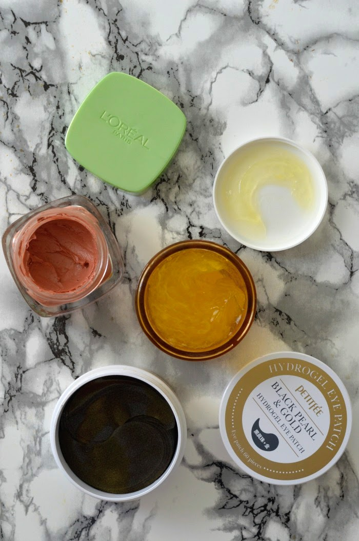 Favorite Skincare Masks | @dcgirlinpearls