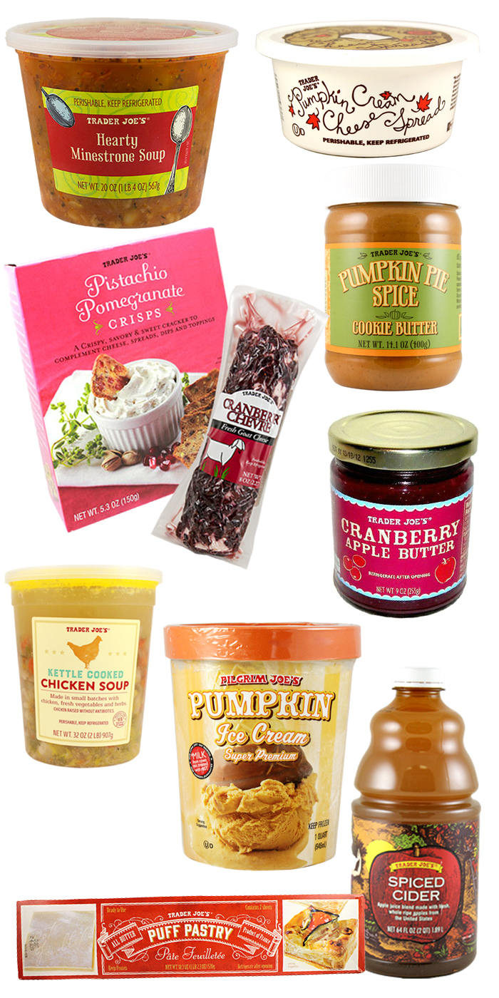 Favorite Trader Joe's Fall Products | @dcgirlinpearls