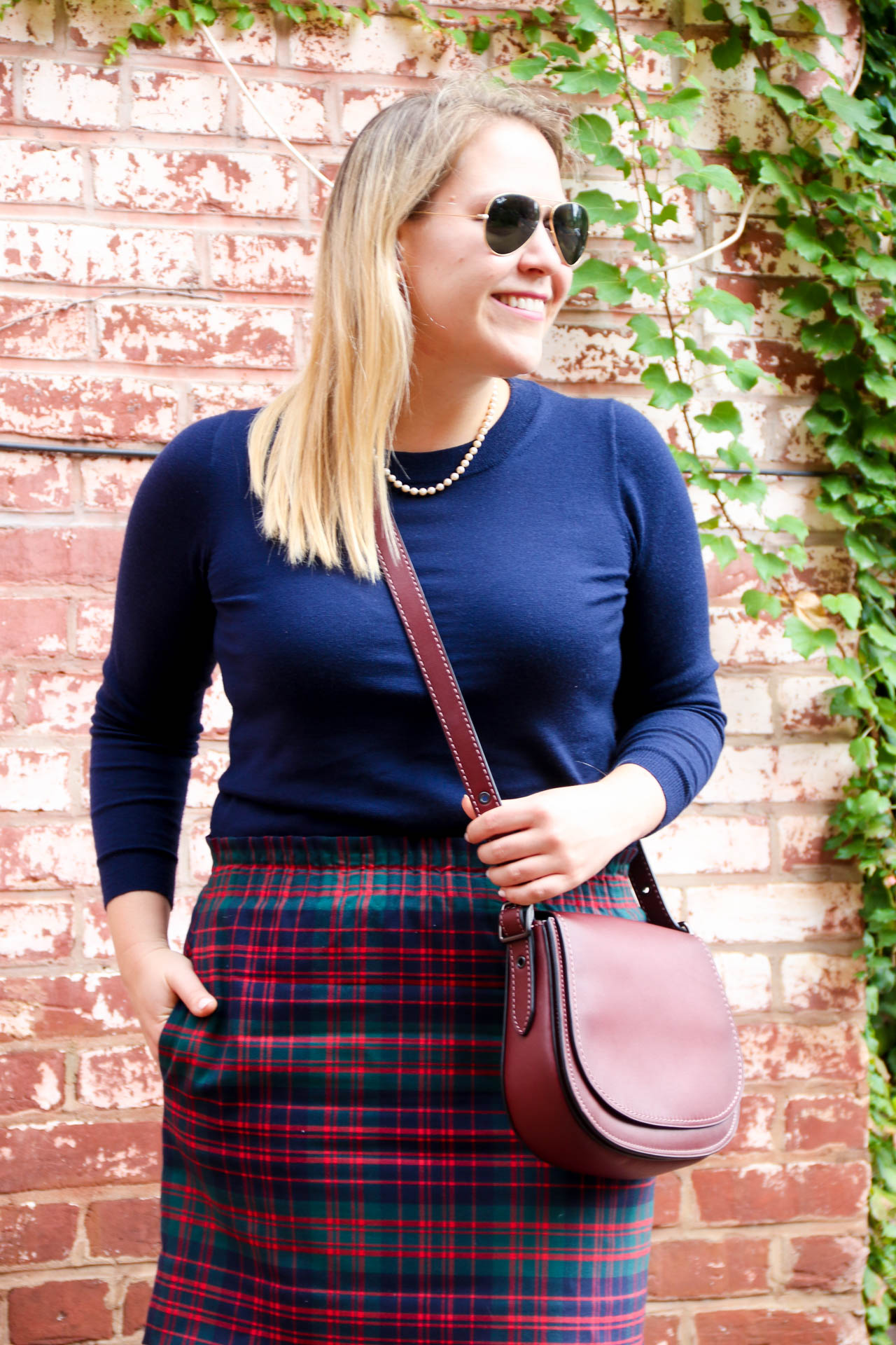 J.Crew Tippi Sweater | @dcgirlinpearls