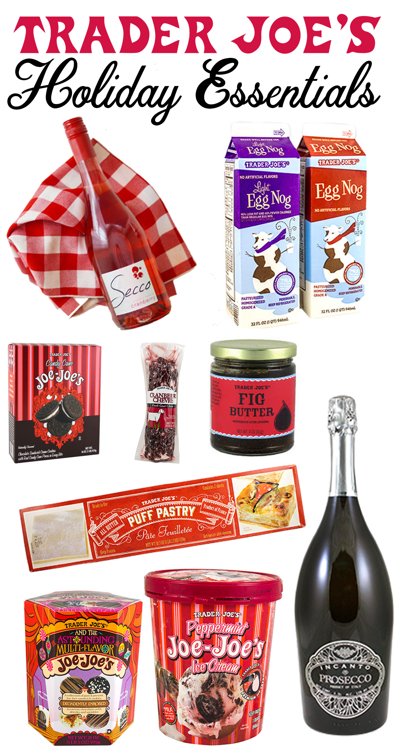 Best Trader Joe's Buys for the Holidays | @dcgirlinpearls