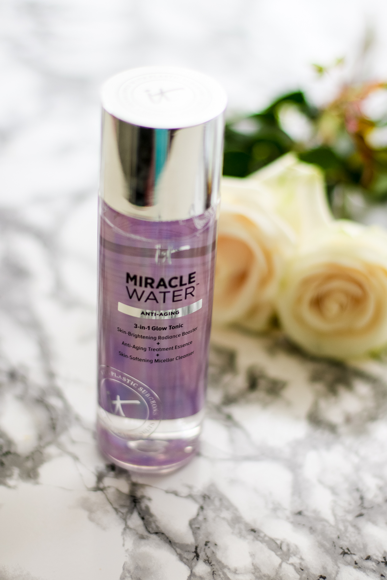 IT Cosmetics Miracle Water | @dcgirlinpearls
