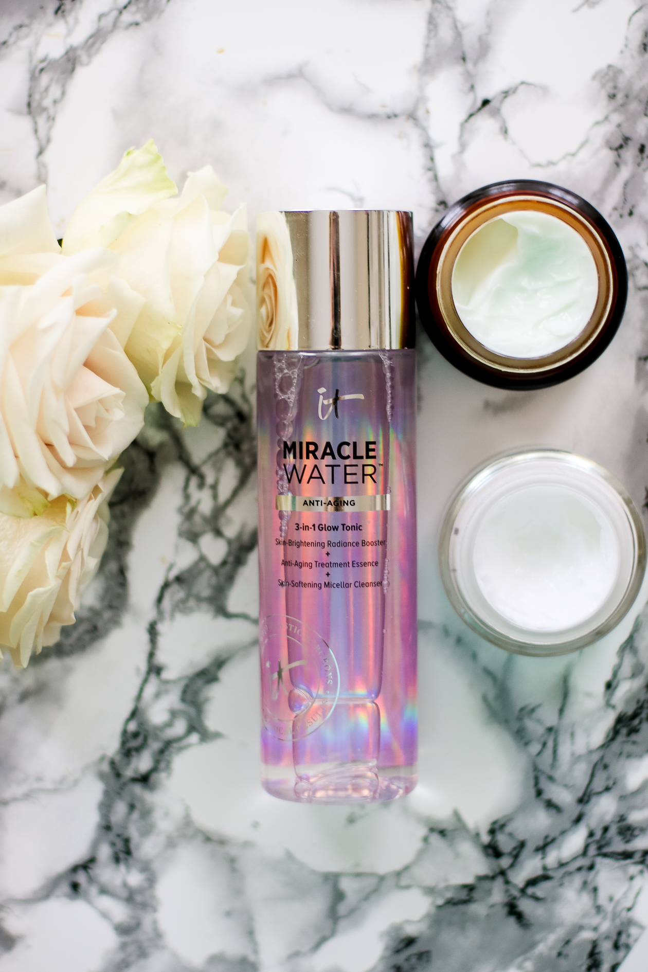 IT Cosmetics Miracle Water, Secret Sauce and Bye Bye Redness | @dcgirlinpearls