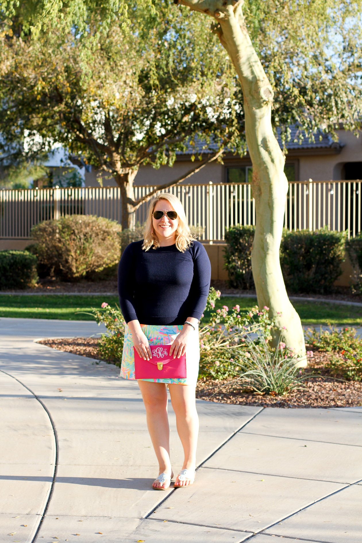 Lilly Pulitzer Marlowe Dress | @dcgirlinpearls