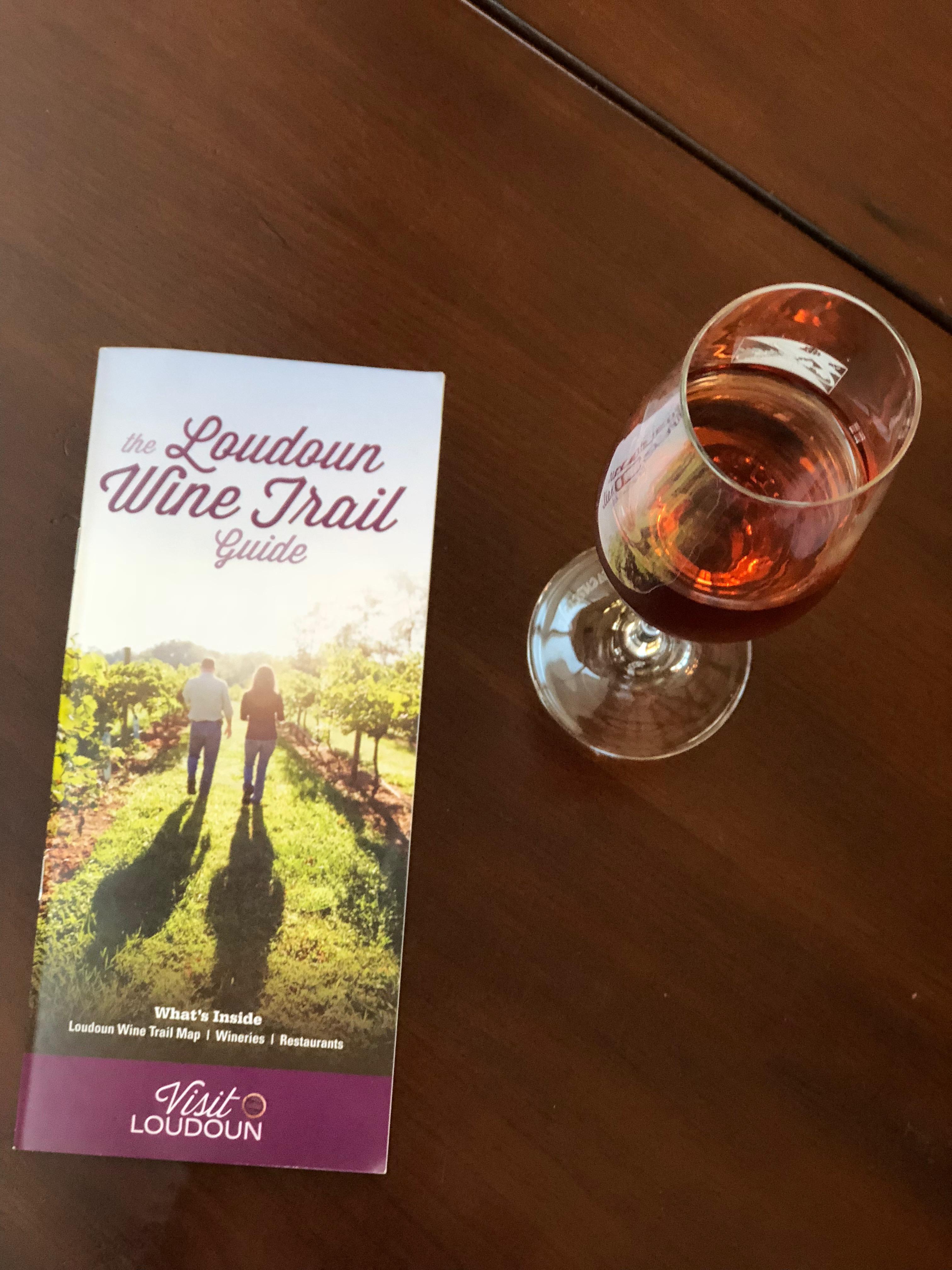 Loudoun Wine Trail | @dcgirlinpearls